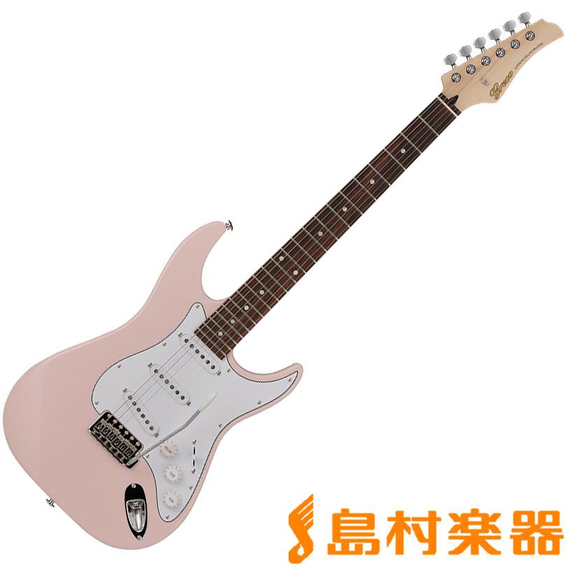 Greco WS-STD R LPK エレキギター 【グレコ】