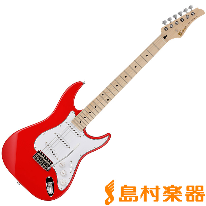 Greco WS-STD M RED エレキギター 【グレコ】