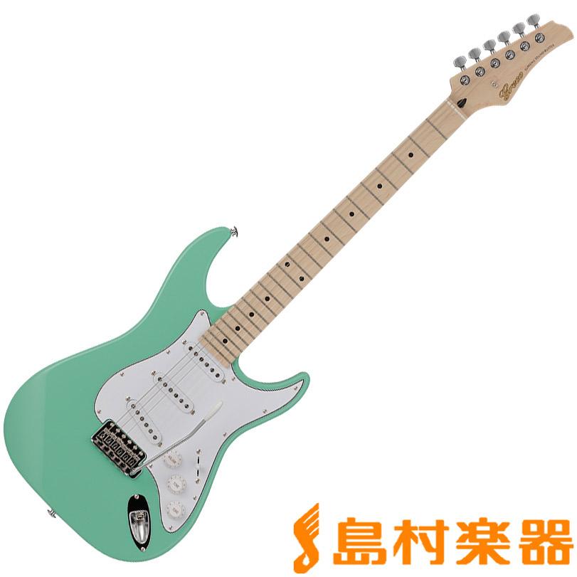 Greco WS-STD M LGR エレキギター 【グレコ】
