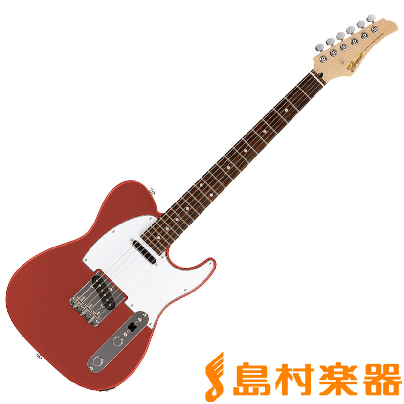 Greco WST-STD ROSE VERM エレキギター 【グレコ】