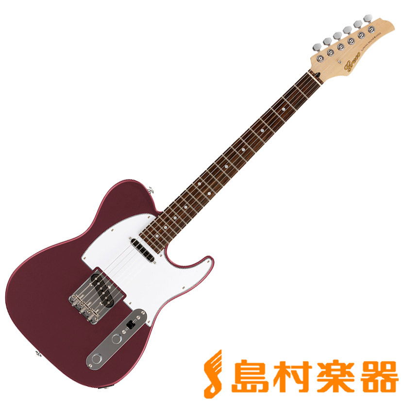 Greco WST-STD ROSE BURG エレキギター 【グレコ】