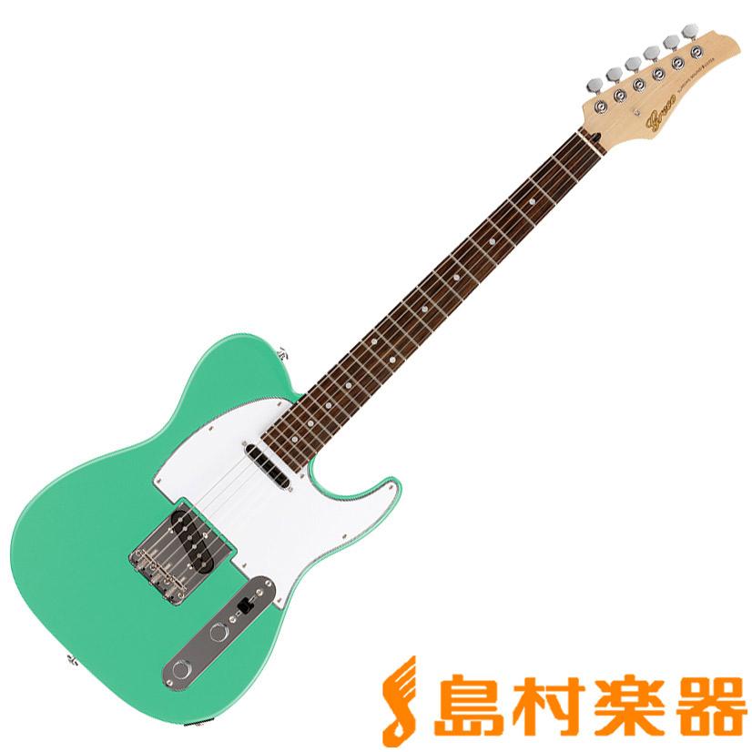 Greco WST-STD ROSE LGR エレキギター 【グレコ】