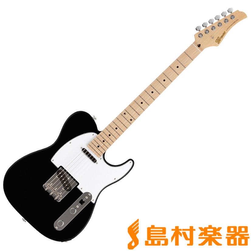 Greco WST-STD MAPLE BLK エレキギター 【グレコ】