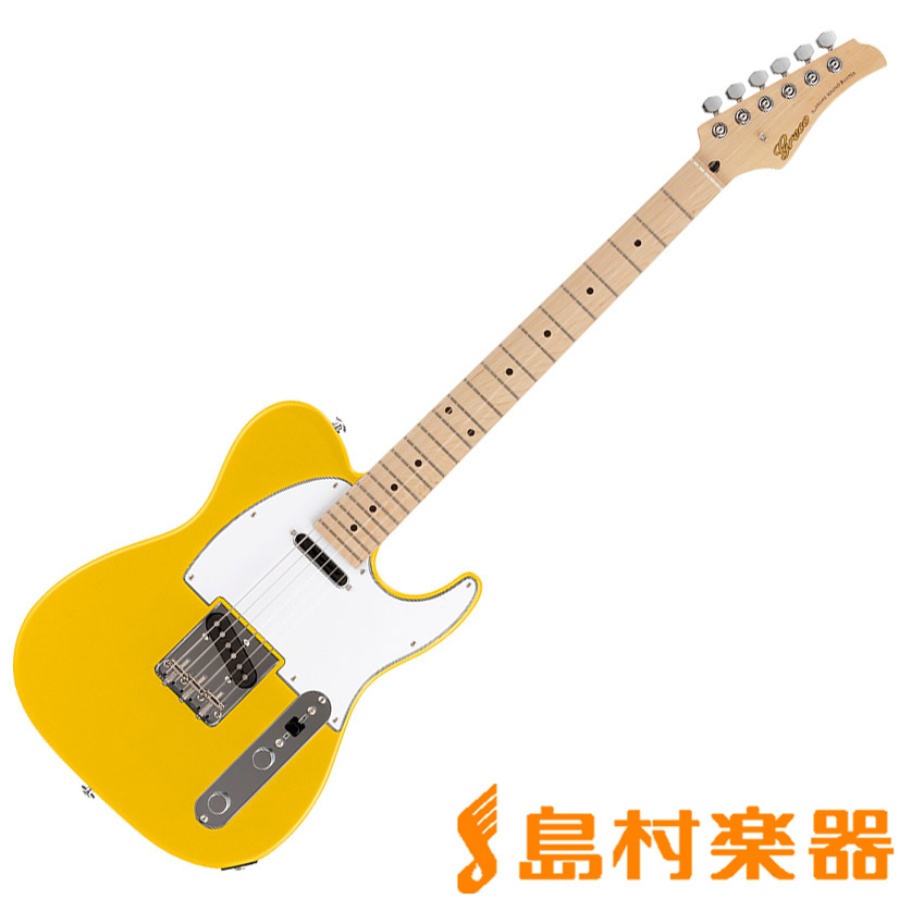 Greco WST-STD MAPLE YL エレキギター 【グレコ】