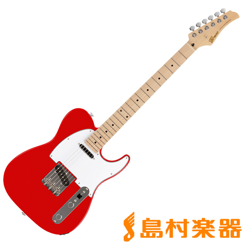 Greco WST-STD MAPLE RED エレキギター 【グレコ】