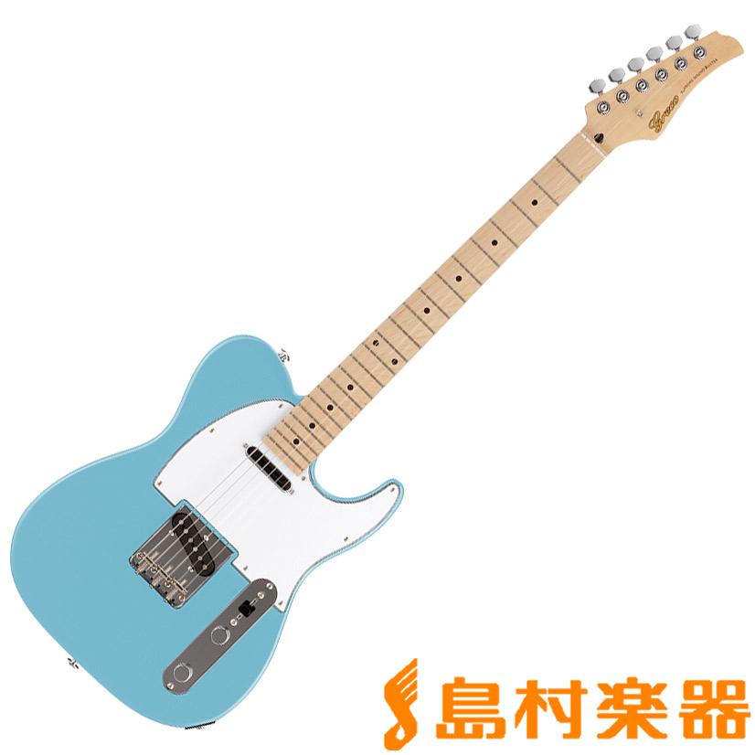Greco WST-STD MAPLE SBL エレキギター 【グレコ】