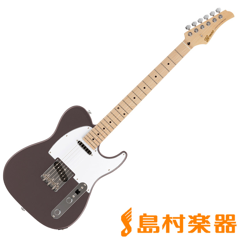 Greco WST-STD MAPLE MGY エレキギター 【グレコ】