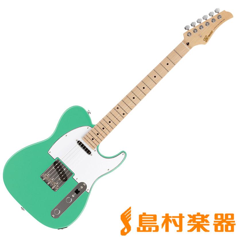 Greco WST-STD MAPLE LGR エレキギター 【グレコ】