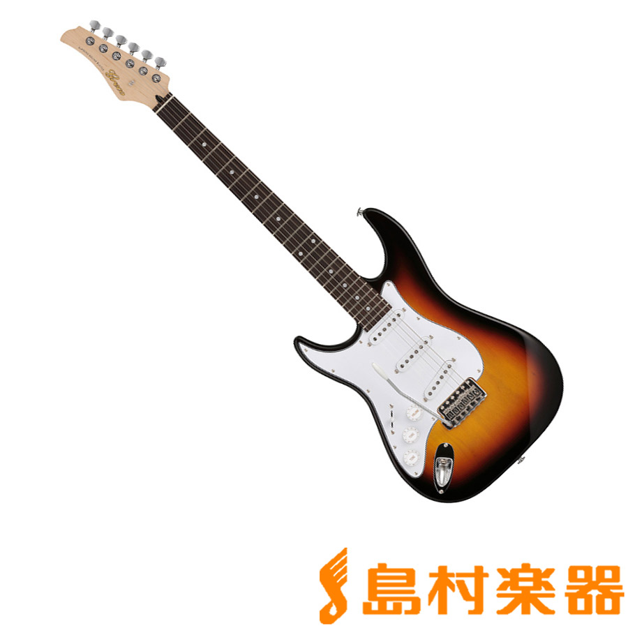 Greco WS-STD/LH R SB エレキギター 左利き レフトハンド 【グレコ】