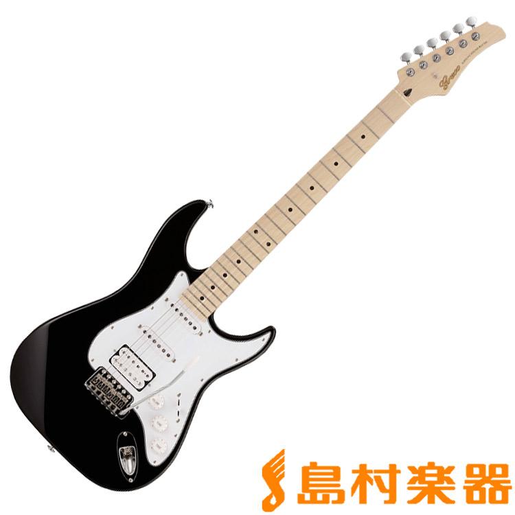 Greco WS-STD SSH /M BLK エレキギター 【グレコ】