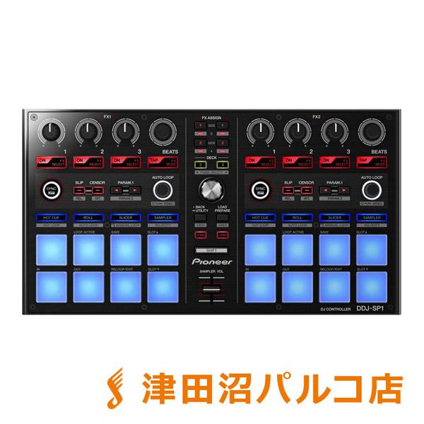 Pioneer DDJ-SP1 DJコントローラー 【パイオニア DDJSP1】【津田沼パルコ店】