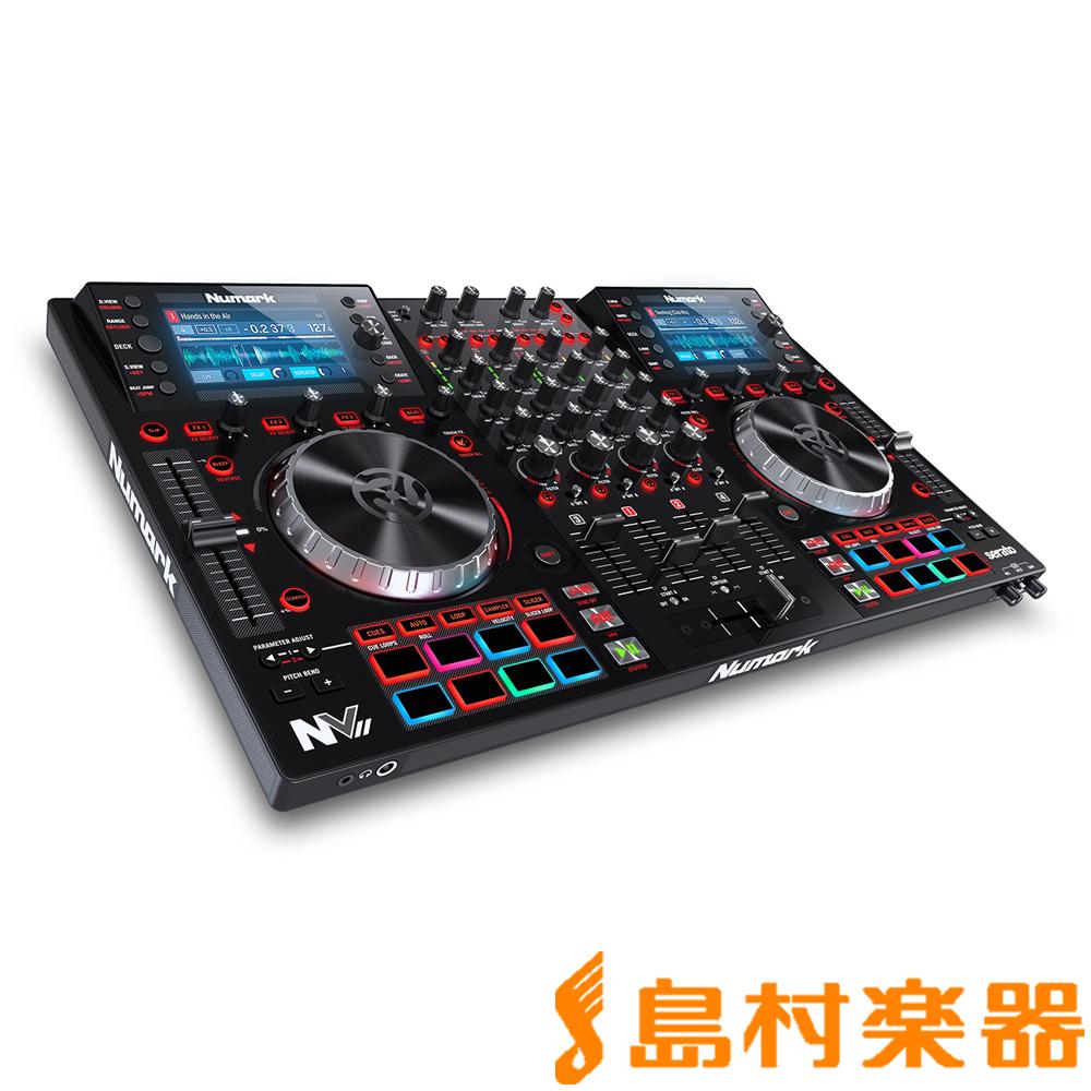 Numark NV II DJコントローラー serato対応 【ヌマーク】