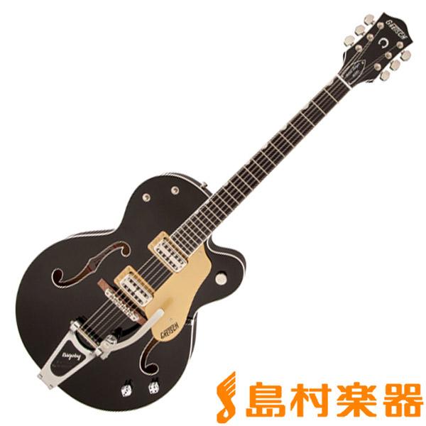 GRETSCH G6120SSU BK フルアコギター/ブライアン・セッツァー・ナッシュビル 【グレッチ】