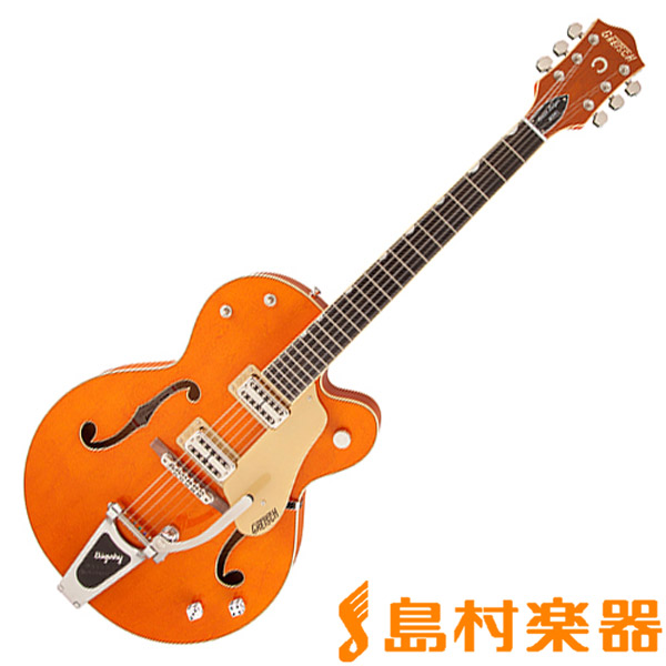 GRETSCH G6120SSLVO VOL フルアコギター/ブライアン・セッツァー・ナッシュビル 【グレッチ】