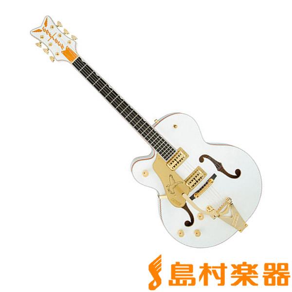 GRETSCH G6136TLH-WHT Players Edition Falcon WHT フルアコギター 左利き レフトハンド 【グレッチ】