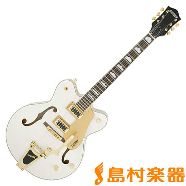 GRETSCH G5422TG Electromatic Hollow Body Double-Cut with Bigsby SCW フルアコギター/エレクトロマティック・コレクション 【グレッチ】