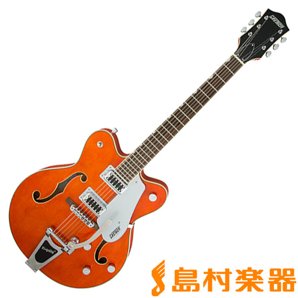 GRETSCH G5422T Electromatic Hollow Body Double-Cut with Bigsby OS フルアコギター/エレクトロマティック・コレクション 【グレッチ】
