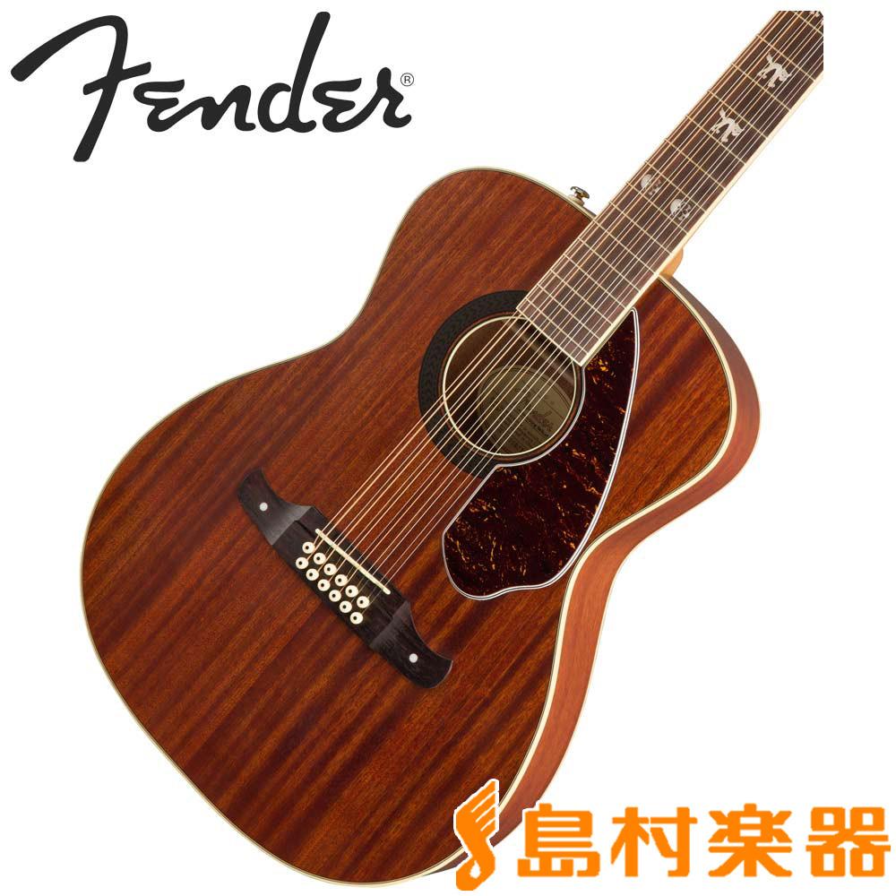 Fender Tim Armstrong Hellcat-12 アコースティックギター(12弦エレアコ) 【フェンダー】