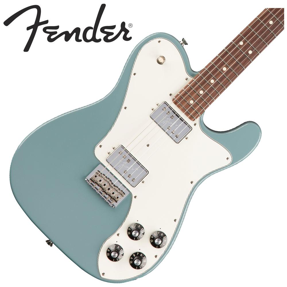 【クレジット無金利 10/31まで♪】Fender American Professional Telecaster Deluxe Shawbucker Sonic Gray テレキャスター エレキギター 【フェンダー】