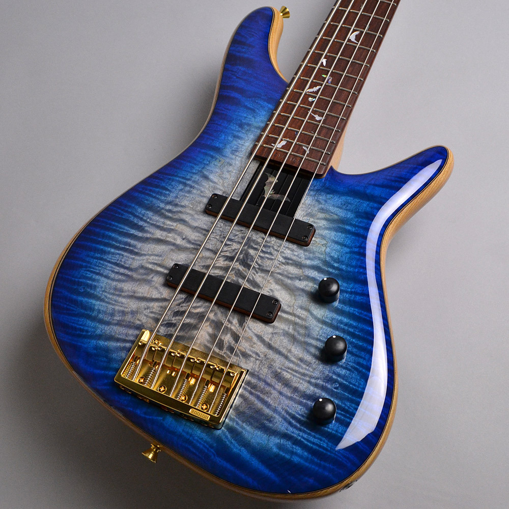 Sugi NB5HR EM/ASH Bat Inray Luthier's Model 5弦ベース 【スギギターズ】【新宿PePe店】【クリアランスセール】
