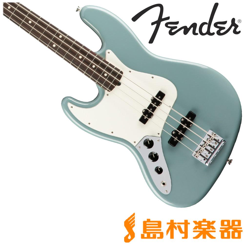 Fender American Professional Jazz Bass Left-Hand Sonic Gray ベース 左利き レフトハンド 【フェンダー】
