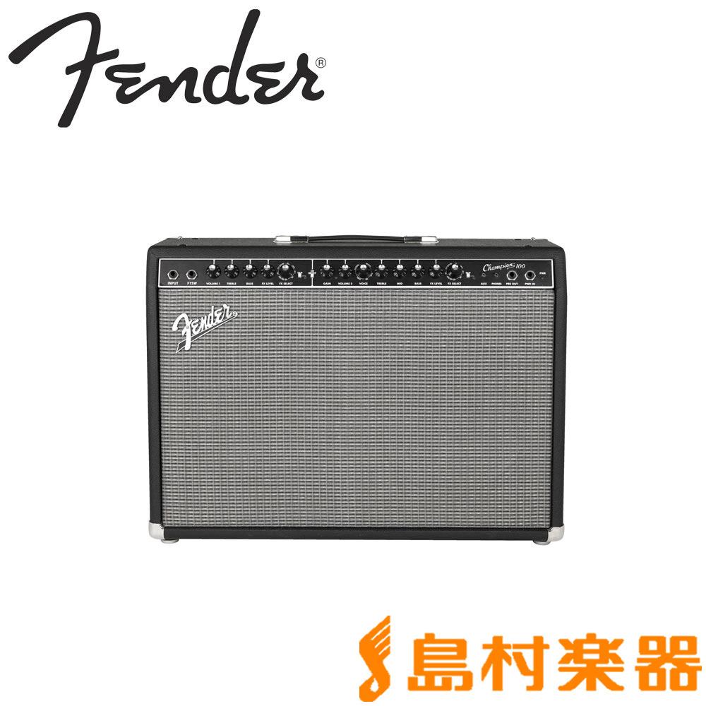 Fender CHAMPION 100 ギターアンプ 【フェンダー】