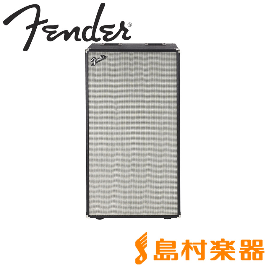 Fender BASSMAN 810 NEO ENCLOSURE ベースアンプキャビネット 【フェンダー】
