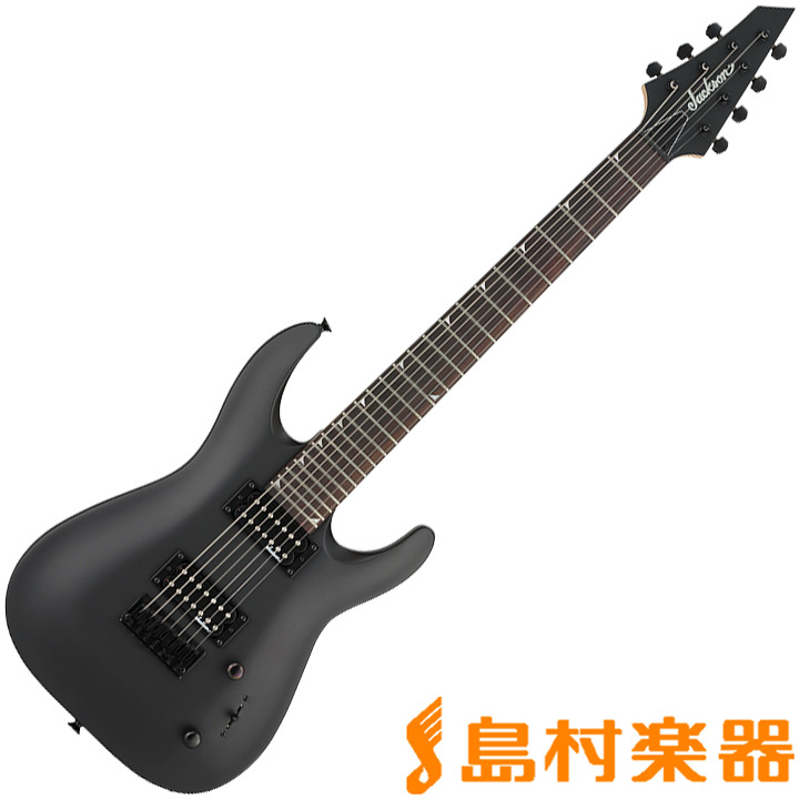 Jackson JS22-7 Dinky(TM) SBK 7弦エレキギター/Dinky 【ジャクソン】