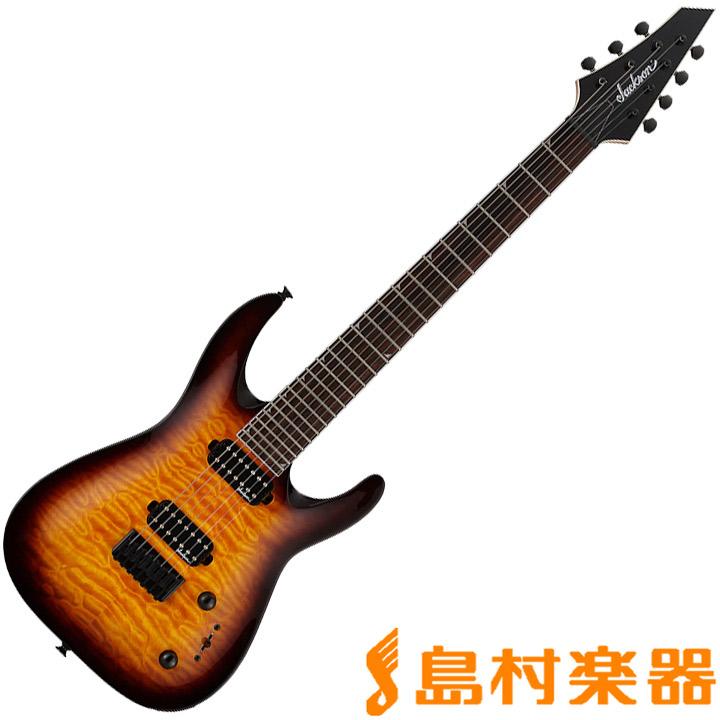 Jackson JS32-7Q Dinky(TM) TB エレキギター/7弦 【ジャクソン】