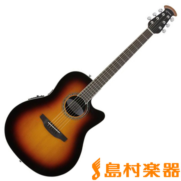 Ovation Celebrity Celebrity Standard Super Shallow Body CS28 ENGBS エレアコギター/STANDARD 【オベーション セレブリティ】