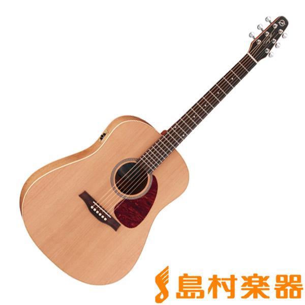 Seagull S6 Slim Quantum アコースティックギター 【シーガル】