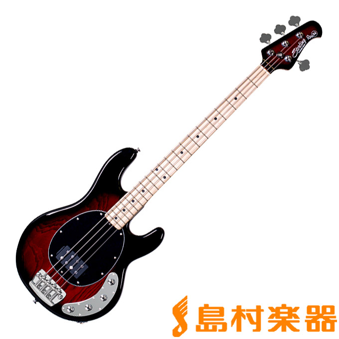 STERLING by Musicman RAY34 RRB エレキベース 【スターリン】