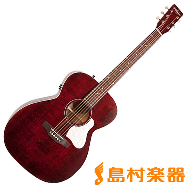 Art & Lutherie Legacy Tennessee Red Q1T TRD エレアコギター 【アート&ルシアー】