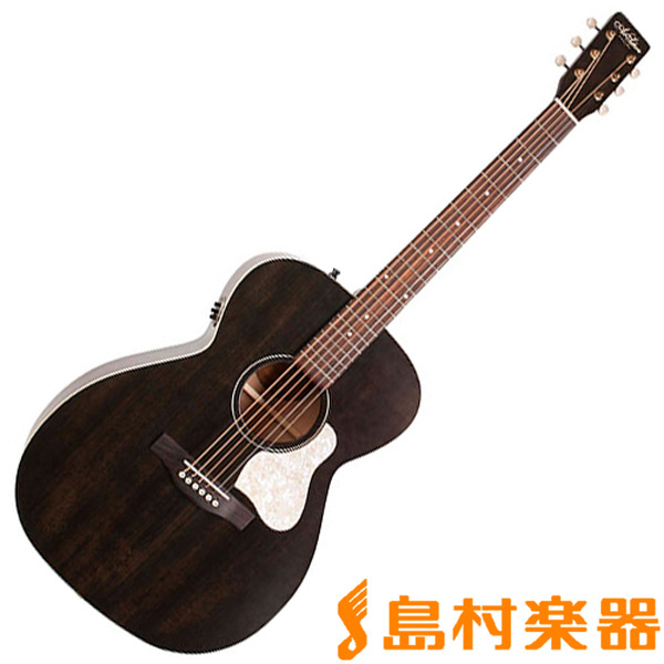 Art & Lutherie Legacy Faded Black Q1T FBK エレアコギター 【アート&ルシアー】
