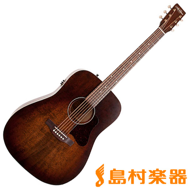 Art & Lutherie Americana Bourbon Burst Q1T BB エレアコギター 【アート&ルシアー】