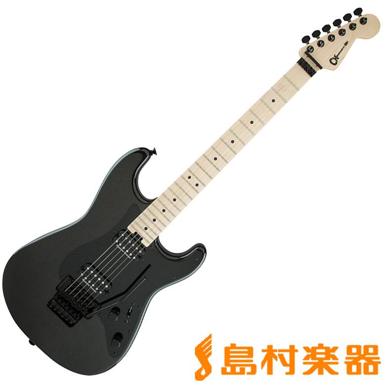 Charvel SO-CAL STYLE 1 HH FR METALLIC BLACK MBK エレキギター/Pro‐Mod シリーズ 【シャーベル】