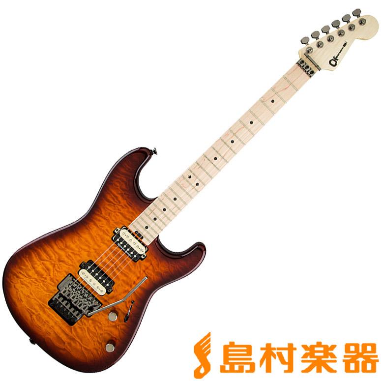 Charvel SAN DIMAS(R) STYLE 1 HH FR TOBACCO BURST TBT エレキギター/Pro‐Mod シリーズ 【シャーベル】