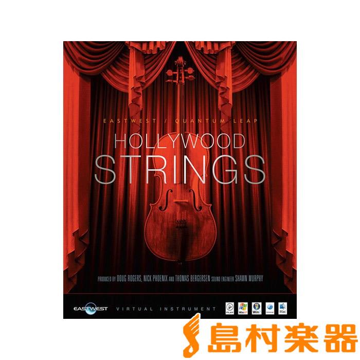 EASTWEST Hollywood Strings Diamond 【Mac用HDD】 オーケストラストリングス音源 【イーストウエスト】