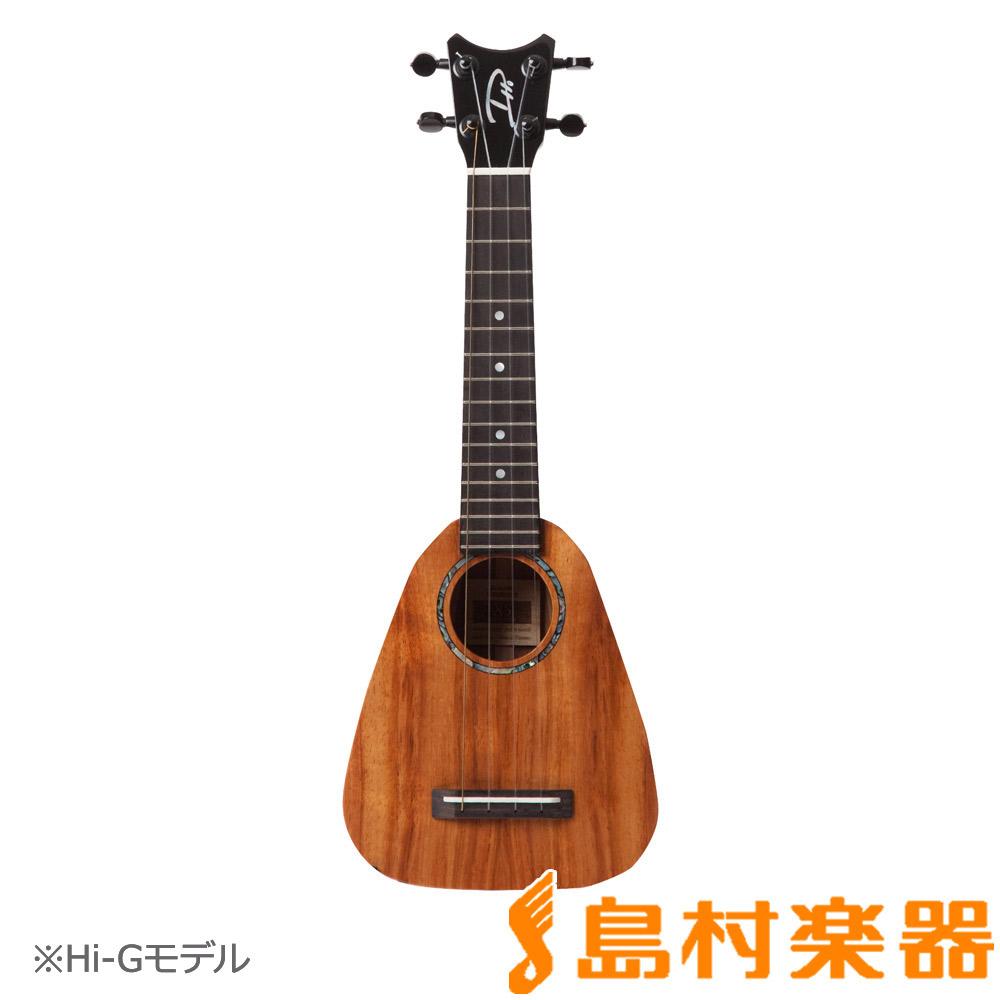 Romero Creations XS Soprano Premium Koa HI-G ウクレレ ソプラノ HI-G弦 【ロメロクリエイションズ XSKHIG】