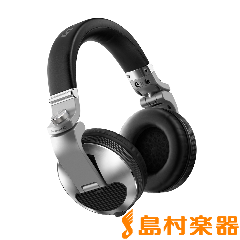 Pioneer DJ HDJ-X10-S シルバー DJヘッドホン 【パイオニア】