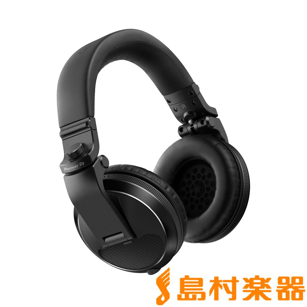 Pioneer HDJ-X5-K DJ【パイオニア】 HDJ-X5-K ブラック DJヘッドホン【パイオニア Pioneer】, 花助:7aa28450 --- sunward.msk.ru