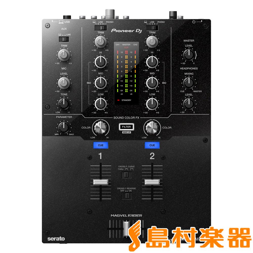 Pioneer DJM-S3 serato DJ対応 DJミキサー 【パイオニア】