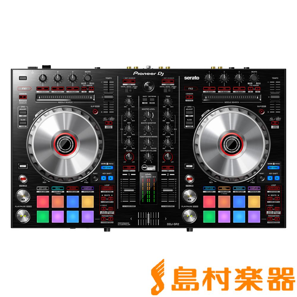 Pioneer DJ DDJ-SR2 serato DJ用 DJコントローラー 【パイオニア】