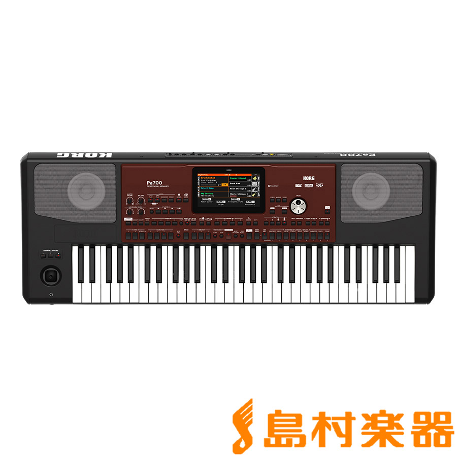 KORG PA700 シンセサイザー アレンジャーキーボード 61鍵盤 【コルグ】