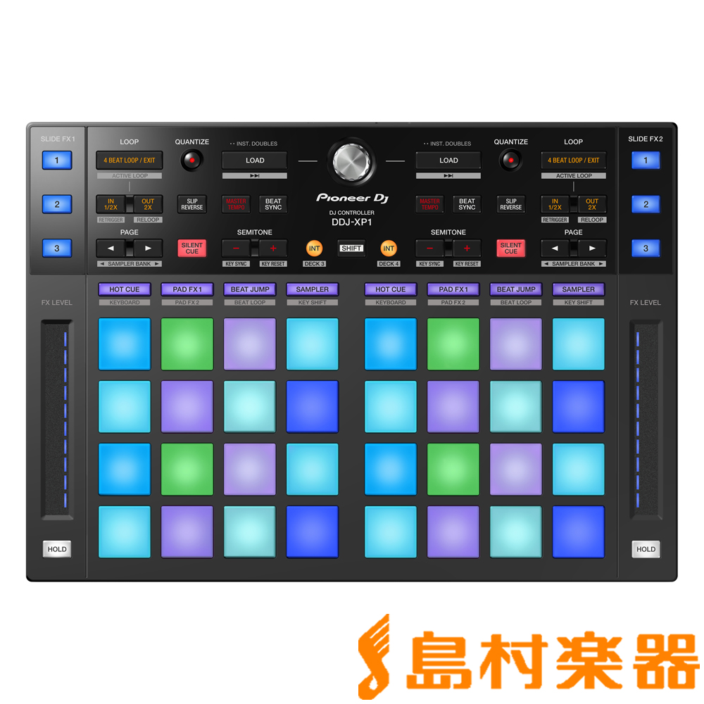 Pioneer DDJ-XP1 rekordbox 用 DJコントローラー 【パイオニア】