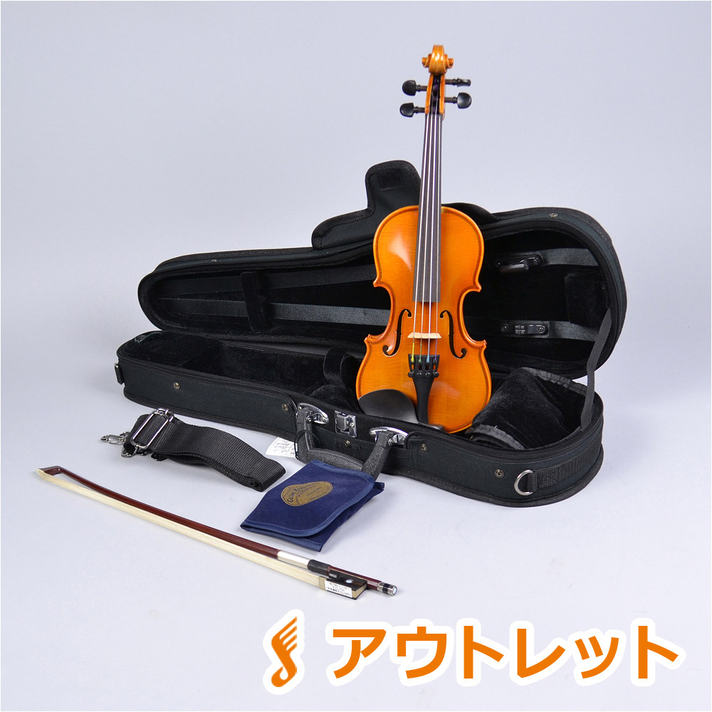 EASTMAN VL80 1/10セット 分数バイオリンセット 【イーストマン】【りんくうプレミアムアウトレット店】【アウトレット】