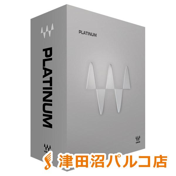 WAVES Platinum バンドル プラグインソフト 【ウェーブス】【津田沼パルコ店】【国内正規品】【ダウンロード版】