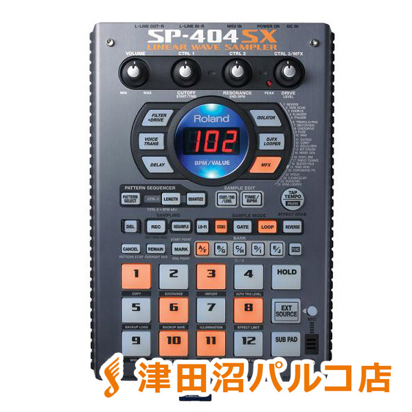 Roland SP-404SX サンプラー 【ローランド SP404SX】【津田沼パルコ店】