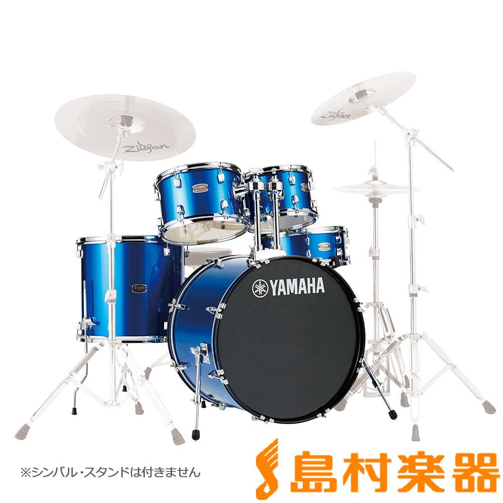 YAMAHA【ヤマハ YAMAHA ドラム RYDEEN RDP2F5FB ドラム シェルセット ファインブルー【バスドラム22インチ仕様】【ヤマハ ライディーン】, F-Factory:94e3adde --- officewill.xsrv.jp