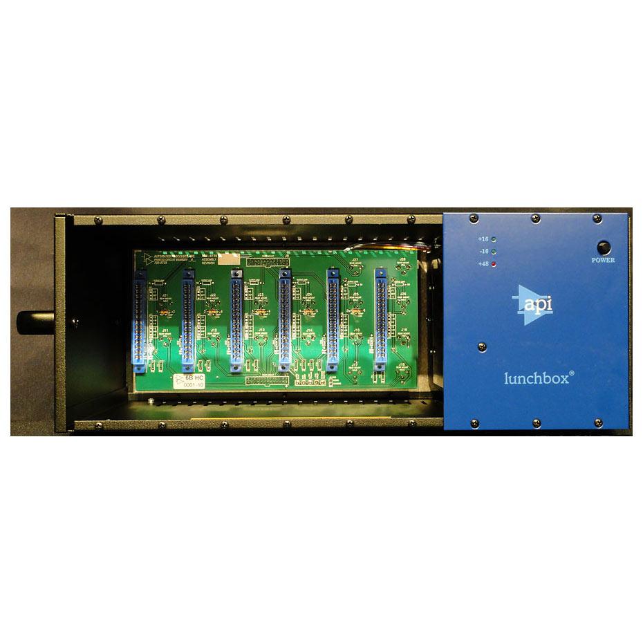 API 6-slot lunchbox 6スロット ランチボックス(500シリーズ) 【エーピーアイ】